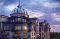 В Киеве строят жилой дом стоимостью более 150 млн долларов