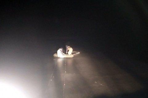 У Дніпропетровській області рибалка провалився під лід і загинув