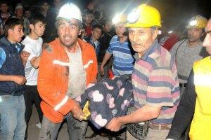 Кількість жертв вибуху на шахті в Туреччині сягнула 245 осіб