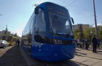 """""""Киевпастранс"""" закупит 10 польских трамваев за 568,4 млн гривен"""