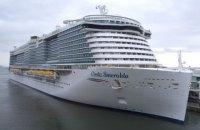 В Италии заблокировали круизный лайнер из-за подозрения на коронавирус у пассажиров (обновлено)