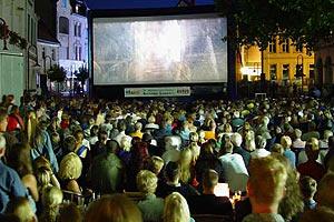 На Подолі запрацює літній кінотеатр просто неба