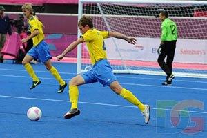 Паралимпиада-2012. Украинцы громят своих соперников