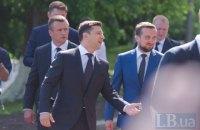Зеленский заявил, что следующие пять лет сделает все, чтобы украинцы не плакали
