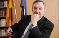 Немецкий посол не видел войны между Украиной и Германией