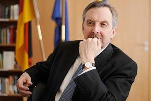 Німецький посол не побачив війни між Україною та Німеччиною