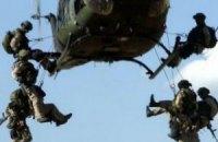 Російські десантники залишаються в Херсонській області
