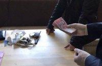 Глава сельсовета на Волыни задержан за взятку 60 тыс. грн