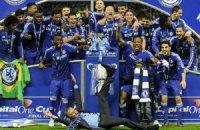 """Моурінью виграв перший трофей після повернення в """"Челсі"""""""