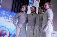 """Україна виборола """"срібло"""" на Кубку світу з фехтування"""