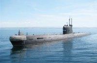 """Росія вирішила утилізувати український підводний човен """"Запоріжжя"""", захоплений в окупованому Криму"""
