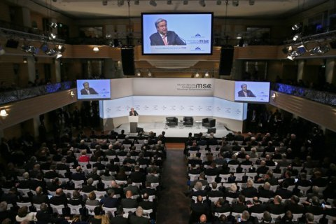"""З сайту Мюнхенської конференції видалили план """"завершення війни на Донбасі"""""""