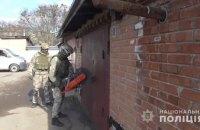 На Полтавщині поліція вилучила наркотиків на 3 млн, зброю та близько 200 тис. гривень готівки