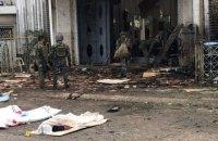 27 людей загинули, понад 70 постраждали через вибухи біля католицької церкви на Філіппінах