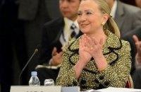 Клинтон призывает президента Египта к диалогу с военным советом