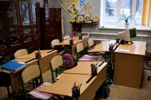 ВВинницкой области наоткрытом уроке вшколе коп ранил коллегу