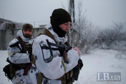 На Донбассе с начала суток не было обстрелов