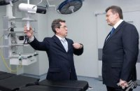 Реформа здравоохранения топчется на месте, - Янукович