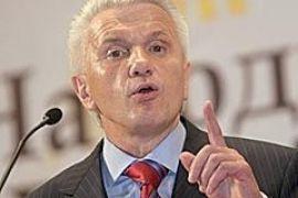 Литвин благодарен Мельниченко за рост своего рейтинга