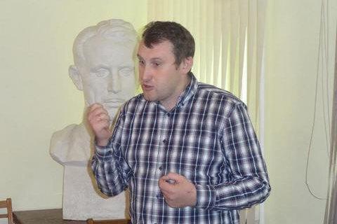 Переселенець із Криму очолив видавництво Мінкульту