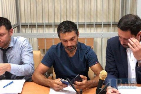 Обрання запобіжного заходу бізнесменові Тамразову перевели в закритий режим через конфлікт у залі суду
