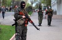 У Луганську сепаратисти увійшли до будівлі міліції