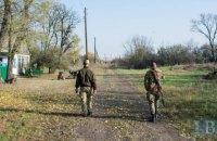 Під час обстрілів на Донбасі поранено двох українських військових