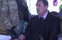 Суддя Чернушенко розповів, що під час обшуку вдома у нього забрали сейф