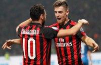"""Новачок """"Мілана"""" знову забив і повторив рекорд клубу 20-річної давності"""