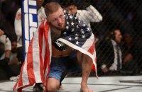 Американський боєць UFC нокаутував суперника рідкісним за витонченістю ударом