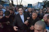 Прикордонники, які видворили Саакашвілі до Польщі, постануть перед судом