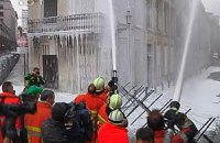 В 2011 году убытки от пожаров в Украине превысили 800 млн грн