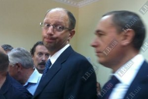"Яценюк: ""Фронт змин"" продан, но не Ахметову"