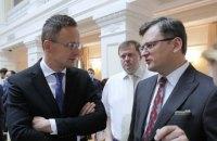 Венгрия согласилась возобновить конструктивный диалог с Украиной, - Кулеба