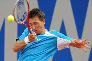 Стаховський пробрався у друге коло турніру в Санкт-Петербурзі