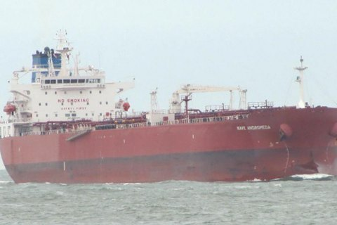 На танкері біля берегів Британії спецназ затримав сімох осіб, які погрожували екіпажу