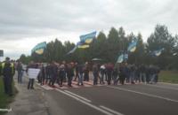 """Шахтарі """"Львіввугілля"""" добилися виплати зарплати за травень, заблокувавши дорогу"""