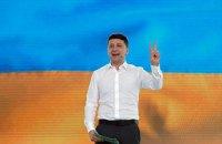 """Передвиборний тролінг, або Чому Зеленський запропонував запустити люстрацію """"режиму Порошенка"""""""
