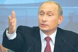 Путин назвал Президентов Грузии и Украины «бойцами, продувшими битвы»