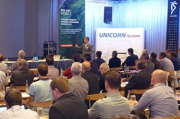 Unicorn systems у Празі