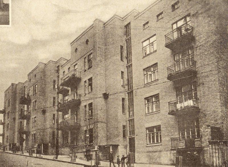 Житловий кооператив Сяйво, 1932 р.