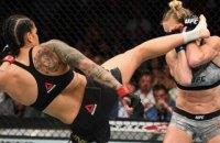 Чемпионка UFC жестким нокаутом защитила титул
