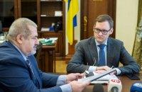Офис президента передал Меджлису рассекреченные документы о депортации крымских татар