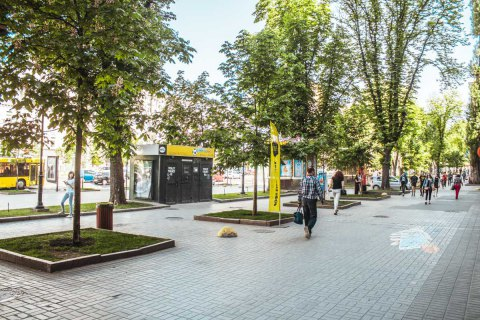 В Киеве в субботу ожидается до +17, ночью дождь