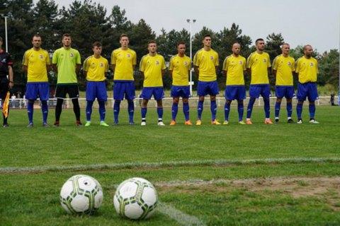 В Угорщині сьогодні нагородять команду із Закарпаття, яка перемогла у футбольному турнірі невизнаних держав