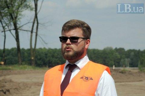 Кравцов претендует на пост замминистра инфраструктуры