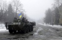 Силы АТО за сутки уничтожили почти 50 боевиков