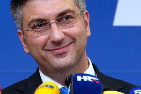 Активний лобіст України в Європі очолив одну з провідних партій Хорватії