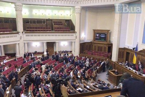 Президент подписал закон о временных следственных и специальных комиссиях в Раде