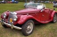 В Украине планируют выпускать авто легендарной марки MG